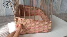 Плетем укороченные ряды.