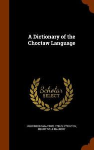 This title is a dictionary of the Choctaw language containing a phonetic key, English-Choctaw dictionary, Choctaw-English dictionary and an appendix that includes quick reference for common phrases su