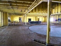 SS United States - Ballroom as it appears today