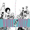 Really cool Get Out The Vote poster. http://celebzter.com/inspiring-the-american-public-to-get-out-and-vote/