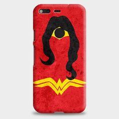 Wonder Woman Artwork Google Pixel XL 2 Case   casescraft