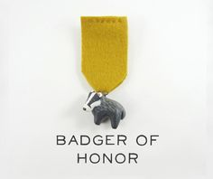 There is no higher honour.