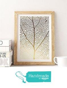 Leaf Pattern Print, Botanical Leaf Print, Minimalist Art, Real Gold Foil, Leaf Poster, Modern Wall Print, Botanical Poster, Gold Wall Decor. from Lovely Decor https://www.amazon.co.uk/dp/B01KM2BPFY/ref=hnd_sw_r_pi_dp_SQMJyb9C14GX6 #handmadeatamazon