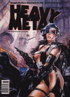 Heavy Metal Cover Gallery