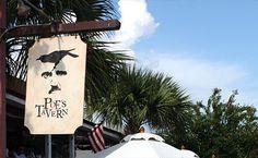 Poe's Tavern – Sullivan's Island, Charleston, South Carolina