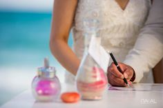 sand ceremony and making it official, for your destination wedding