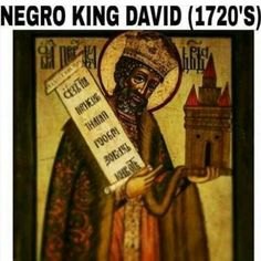 """Here is MORE irrefutable PROOF that the true image of the (Yahawashi) Christ and the real Jews/Israelites fare found all over Europe. These Israelites ruled for a 1000 years. These images only became """"white washed"""" during the renaissance era, when. Black History Books, Black History Facts, Religion, Blacks In The Bible, Black Hebrew Israelites, Black Jesus, Tribe Of Judah, By Any Means Necessary, African History"""