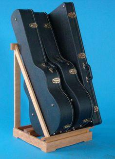 Guitar Case Storage