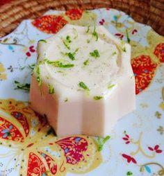 Blanc-manger coco de Martinique