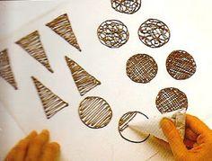 The Buzz: Chocolate Decorating Ideas