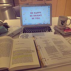 Study Space Desk Board Inspiration Studyblr Late Nights Motivation School Tips