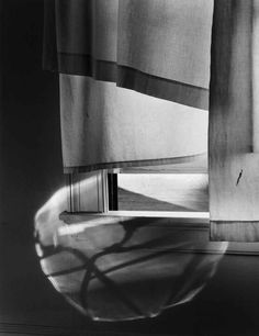Minor White Windowsill Daydreaming, Rochester, New York 1958 Gelatin silver print Abstract Photography, Fine Art Photography, Street Photography, Monochrome Photography, Capture Photography, Minimalist Photography, Inspiring Photography, Interior Photography, Photography Website