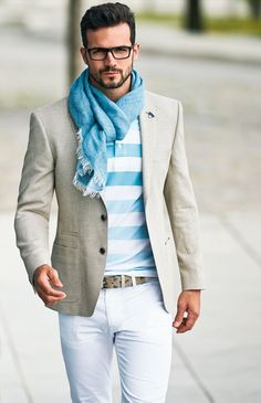 Джинсы и мужской пиджак: как научиться модным сочетаниям