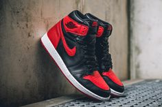 "Releasing: Air Jordan 1 Retro High OG ""Banned"" - EU Kicks: Sneaker Magazine"