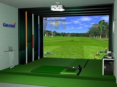 "Indoor Golf Training | iSHOTGOLF Inc. iSHOT GOLF Inc. 7501 Woodbine Ave Unit #7 Markham, Ontario, Canada L3R 2W1 Phone: (905) 752-0168 info@ishotgolf.com www.ishotgolf.com/ ""GOLF SWING TIPS"": Everyone wants a simple repeatable swing that they can count on. There has been so much written on the mechanics of a golf swing that you can easily become overwhelmed."