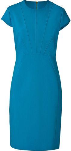Emilio Pucci Stretch Wool Sheath Dress on shopstyle.com