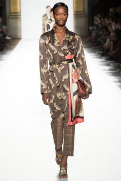 Dries Van Noten RTW #VogueRussia