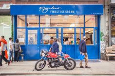 9 Ice Cream Shops with Sweet Designs Photos | Architectural Digest
