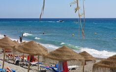 Torrecilla Beach, Nerja Cosy, Beaches, Beach Mat, Outdoor Blanket