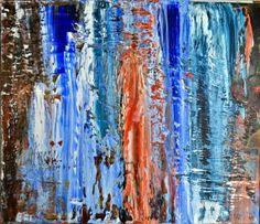 "Saatchi Art Artist Geoffrey Howard; Painting, ""Abstract Painting 2"" #art"