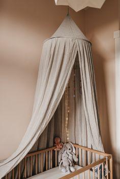 Baby Bedroom, Baby Boy Rooms, Little Girl Rooms, Nursery Room, Girls Bedroom, Newborn Room, Baby Room Design, Nursery Inspiration, Baby Decor