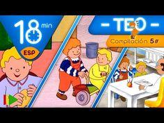 TEO | Colección 05 (Teo y Pablo) | Episodios completos para niños | 18 minutos - YouTube