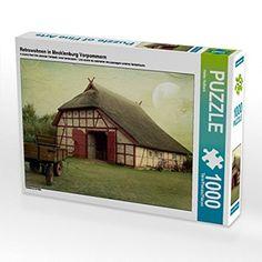 Retrowohnen in Mecklenburg Vorpommern 1000 Teile Puzzle quer
