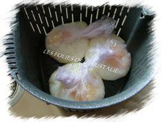 Cuisson des œufs au thermomix