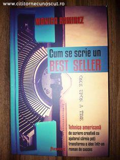 Cum se scrie un Best Seller – Monica Ramirez [recenzie] Romani, Beast