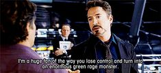 Tony holds nothing back. | Community Post: 21 Reasons Tony Stark Is Actually A Wonderful Role Model