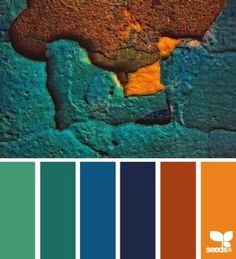 eroding hues Color Palette by Design Seeds Colour Pallette, Colour Schemes, Color Combos, Color Patterns, Modern Color Schemes, Palette Design, Color Stories, Color Swatches, Color Theory