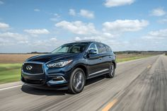 INFINITI USA today announced that the 2017 INFINITI QX60 premium crossover has earned a 5-star overall safety rating in the National Highway Traffic and Sa