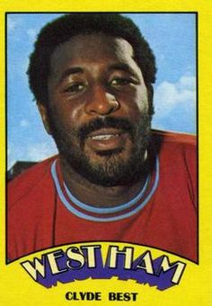 1974-75 A&BC Gum #66 Clyde Best Front