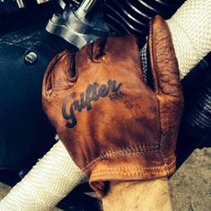 Grifter Scoundrel Glove | Motorcycle Gloves | FREE UK delivery - The Cafe Racer