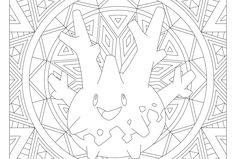 Corsola Pokemon #222