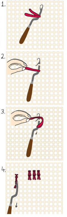 latch-hooking-how-to