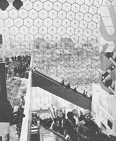 US Expo, Buckminster Fuller, Montral