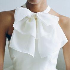 Fashion, bow, fiocco,