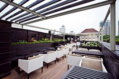 Glo London,Bakery Café, Gastro Grill, Lounge Bar and rooftop BBQ, Shanghai, by Red Design Consultants