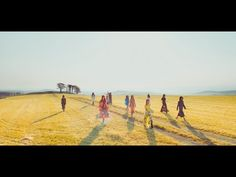 E-girls / 北風と太陽 (Music Video) ~歌詞有り~ - YouTube