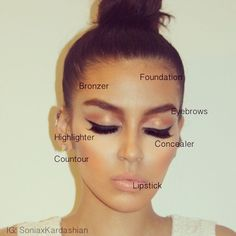 While highlighting and contouring mayget a bad rap because of the few who abuse it, it's actually one of the most sought after makeup techniques.