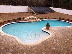 Narellan pools princess pool narellan pools princess for Tallahassee pool builders