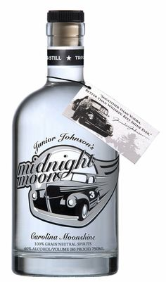 Handcrafted, triple-distilled moonshine based on Junior Johnson's legendary family recipe. The Fruit Inclusions taste like real fruit, 'cause they're made with real fruit. Each mason jar is authentically infused by hand-filling it with honest-to-goodness fruit. No extracts, color additives or artificial flavors are added so all of the fruit flavor and color come from the fruit itself.