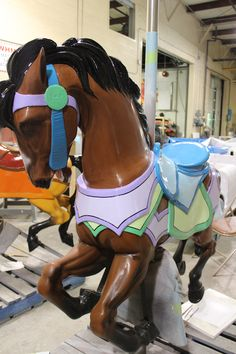 Beautiful new colours on this horse from Antique Carousel. Winter Months, Carousel, Horse, Colours, Seasons, Antique, Fun, Beautiful, Seasons Of The Year