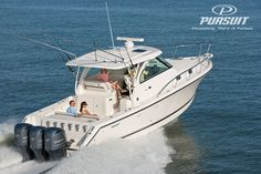 Pursuit Boats OS 385 #yarmouthboatyard  In stock: http://www.yarmouthboatyard.com/pre_owned_detail.asp?veh=3147518&nv=y