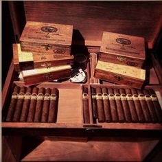 #Padron Anniversary cigars