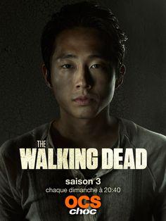 Glen - The Walking Dead saison 3 : chaque dimanche dès 20:40 sur OCS.