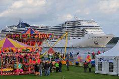 Impressionen vom Hafenfest in Wedel