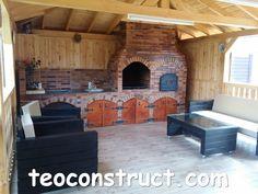 modele foisoare din lemn 01 Garden Buildings, Pergola, Woodworking, Outdoor Structures, Patio, Cool Stuff, Outdoor Decor, Home Decor, Porches