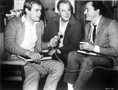 Man From UNCLE  The Bridge of Lions Affair  Behind the Scenes   David McCallum, M. Evans, Robert Vaughn